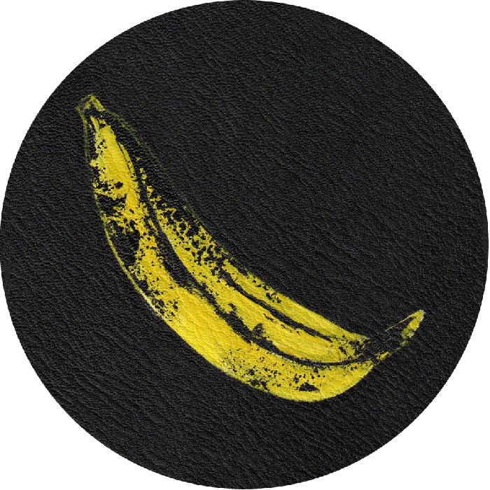 Bag Customisation Pop Art Banana