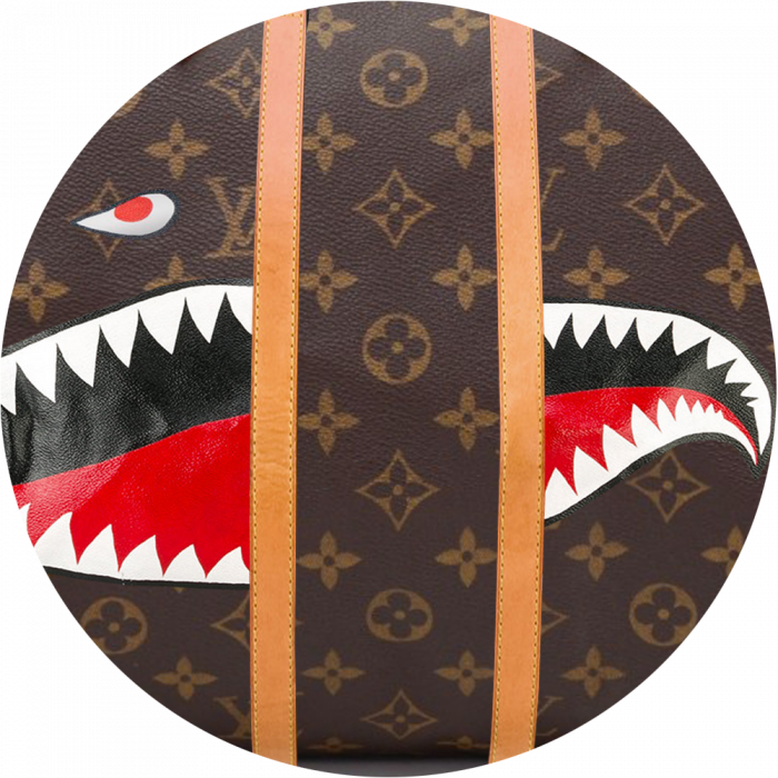 Bag Customisation Shark