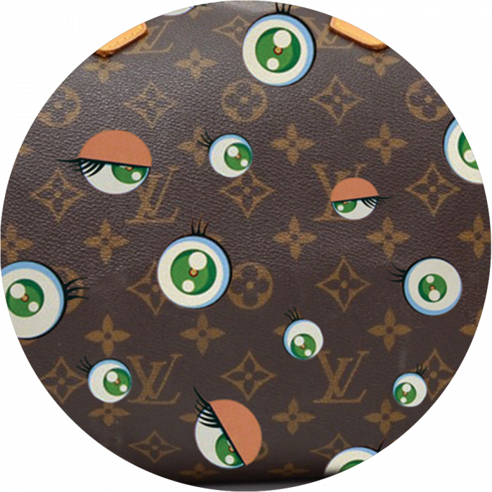 Bag Customisation Flying Eyes