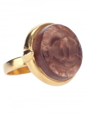 Chanel Cluster Ring £ 390