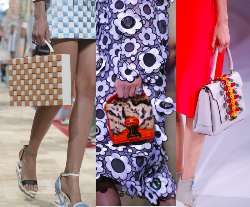 SS17 Bag Trend Guide: New York and London Fashion Week