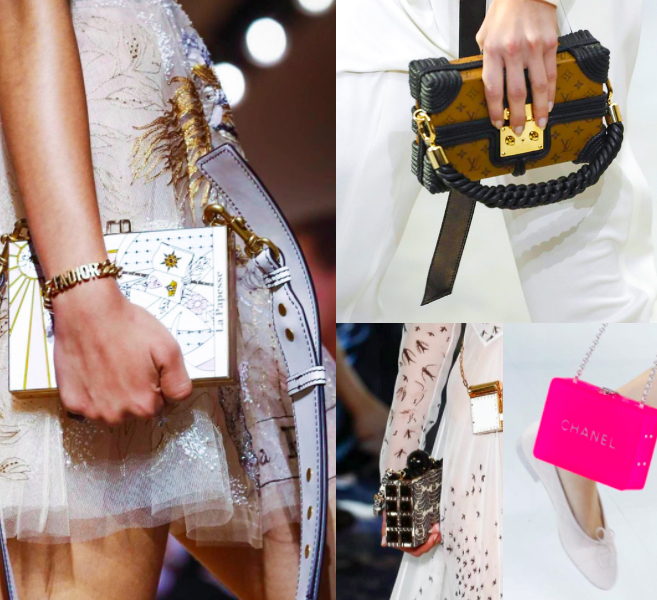 SS17 Bag Trend Guide: Milan and Paris Fashion Week