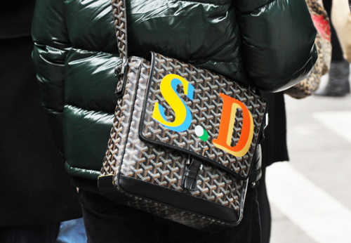 Perfectly Imperfect: A Guide to Goyard St. Louis Bag Authentication