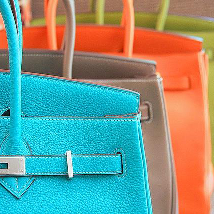 HERMES COLOURS AND MATERIALS: A CLOSER LOOK