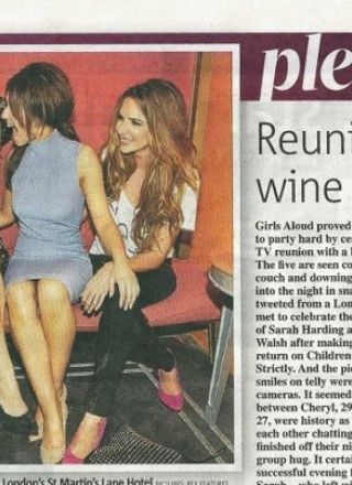 Rewind Vintage featured in Metro newspaper