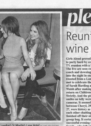 Rewind Vintage featured in Metro newspaper black and white