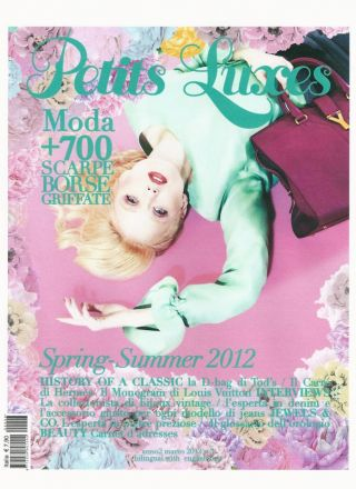 Rewind Vintage featured in Petits Luxes magazine