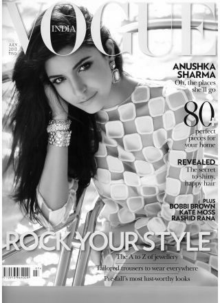 Rewind Vintage featured in Vogue India magazine