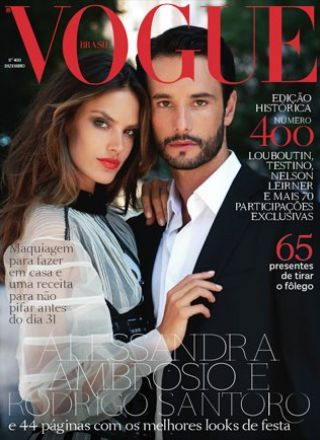Rewind Vintage featured in Vogue Brazil