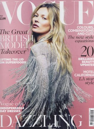 Rewind Vintage featured in British Vogue magazine