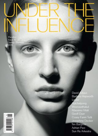 Rewind Vintage featured in Under the Influence magazine