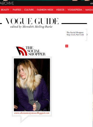 Rewind Vintage featured on Vogue.com